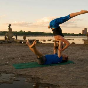 ACROYOGA_27 July_Chip & Laura Fieberg